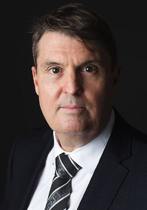 Robert Newton Headshot 2018